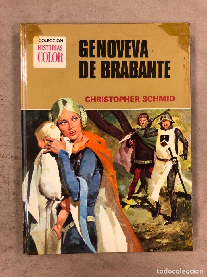 Tebeos: COLECCIÓN HISTORIAS DE COLOR, SERIE MUJERCITAS N° 1, 3,4, 5 y 8. EDITORIAL BRUGUERA. - Foto 3 - 174984449
