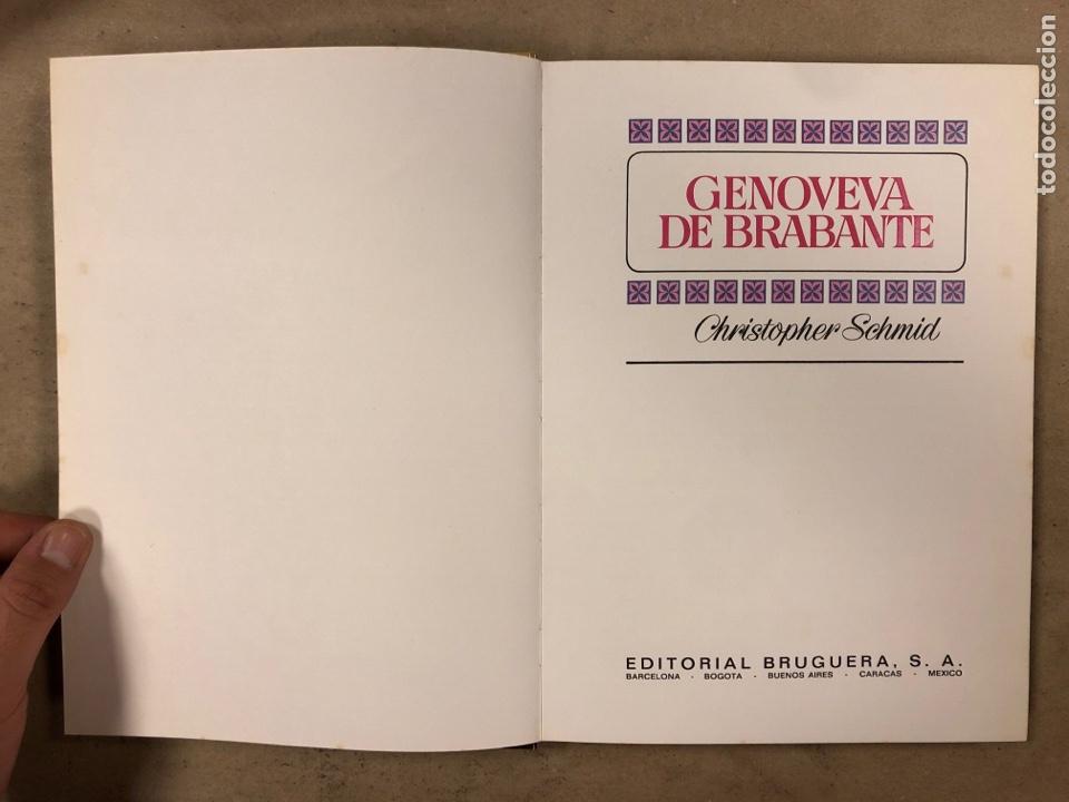Tebeos: COLECCIÓN HISTORIAS DE COLOR, SERIE MUJERCITAS N° 1, 3,4, 5 y 8. EDITORIAL BRUGUERA. - Foto 4 - 174984449