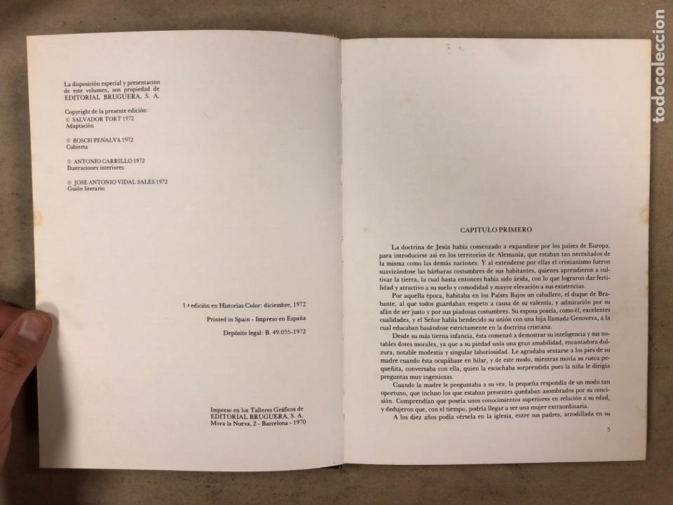 Tebeos: COLECCIÓN HISTORIAS DE COLOR, SERIE MUJERCITAS N° 1, 3,4, 5 y 8. EDITORIAL BRUGUERA. - Foto 5 - 174984449