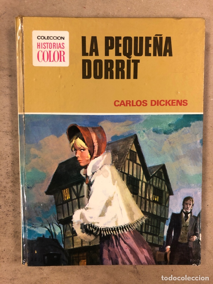 Tebeos: COLECCIÓN HISTORIAS DE COLOR, SERIE MUJERCITAS N° 1, 3,4, 5 y 8. EDITORIAL BRUGUERA. - Foto 8 - 174984449