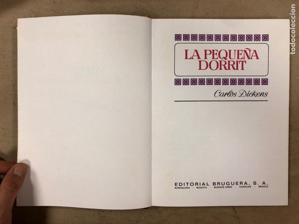 Tebeos: COLECCIÓN HISTORIAS DE COLOR, SERIE MUJERCITAS N° 1, 3,4, 5 y 8. EDITORIAL BRUGUERA. - Foto 9 - 174984449