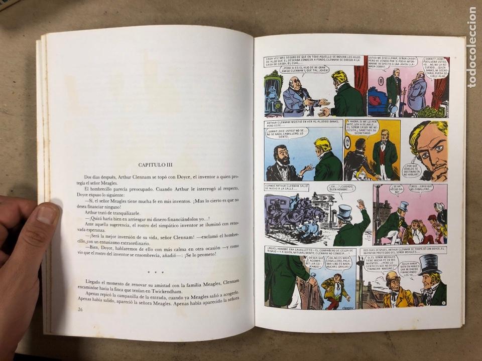 Tebeos: COLECCIÓN HISTORIAS DE COLOR, SERIE MUJERCITAS N° 1, 3,4, 5 y 8. EDITORIAL BRUGUERA. - Foto 11 - 174984449