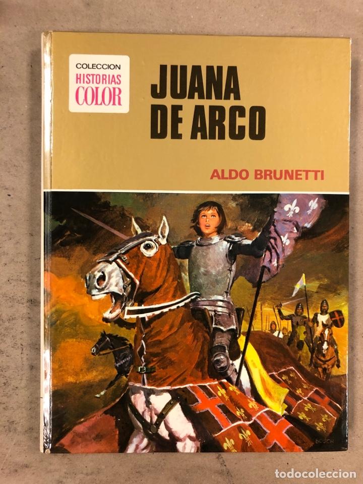 Tebeos: COLECCIÓN HISTORIAS DE COLOR, SERIE MUJERCITAS N° 1, 3,4, 5 y 8. EDITORIAL BRUGUERA. - Foto 14 - 174984449