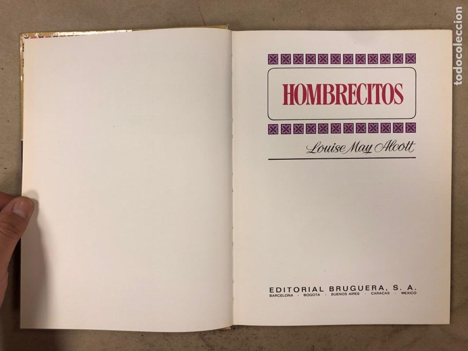 Tebeos: COLECCIÓN HISTORIAS DE COLOR, SERIE MUJERCITAS N° 1, 3,4, 5 y 8. EDITORIAL BRUGUERA. - Foto 25 - 174984449