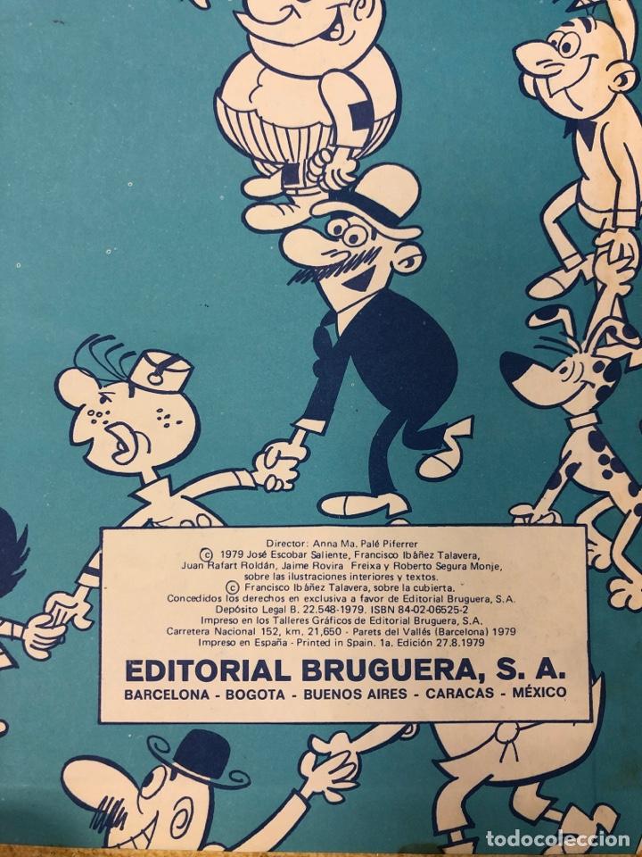 Tebeos: SUPER HUMOR VOLUMEN XXVIII. EDITORIAL BRUGUERA 1979 (1ªEDICIÓN). - Foto 9 - 174989197