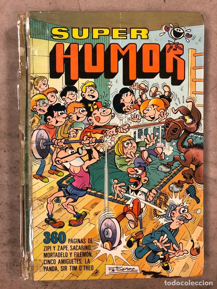 SUPER HUMOR VOLUMEN XXVIII. EDITORIAL BRUGUERA 1979 (1ªEDICIÓN). (Tebeos y Comics - Bruguera - Super Humor)