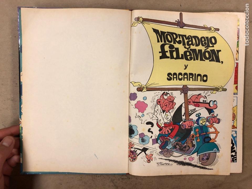 Tebeos: SUPER HUMOR VOLUMEN XXXVII. EDITORIAL BRUGUERA 1981 (1ªEDICIÓN). - Foto 2 - 174989363