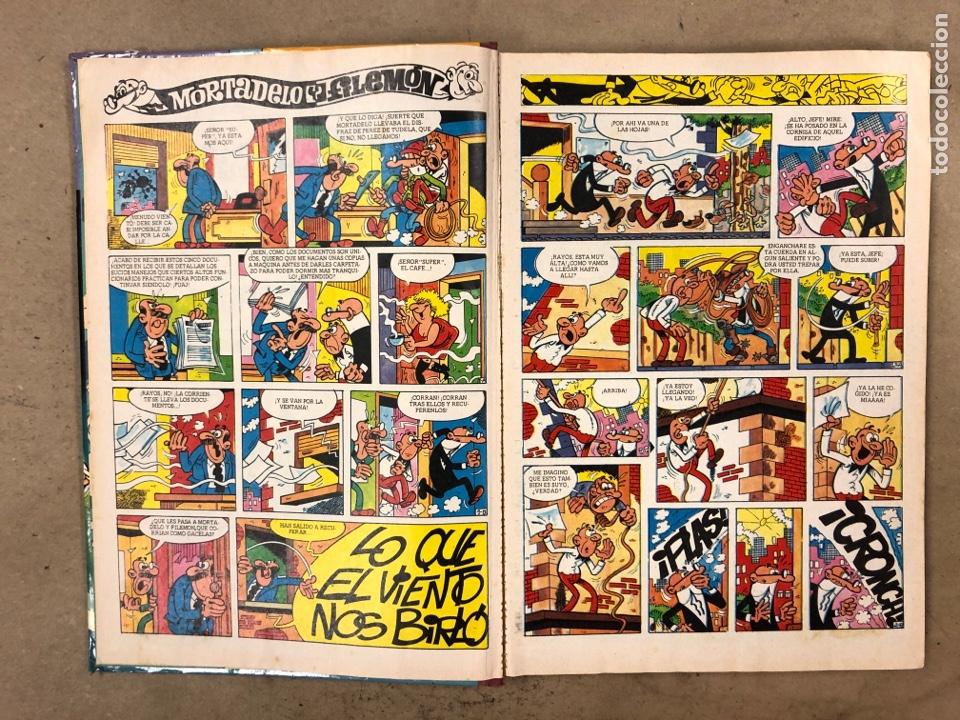 Tebeos: SUPER HUMOR VOLUMEN XXXVII. EDITORIAL BRUGUERA 1981 (1ªEDICIÓN). - Foto 3 - 174989363