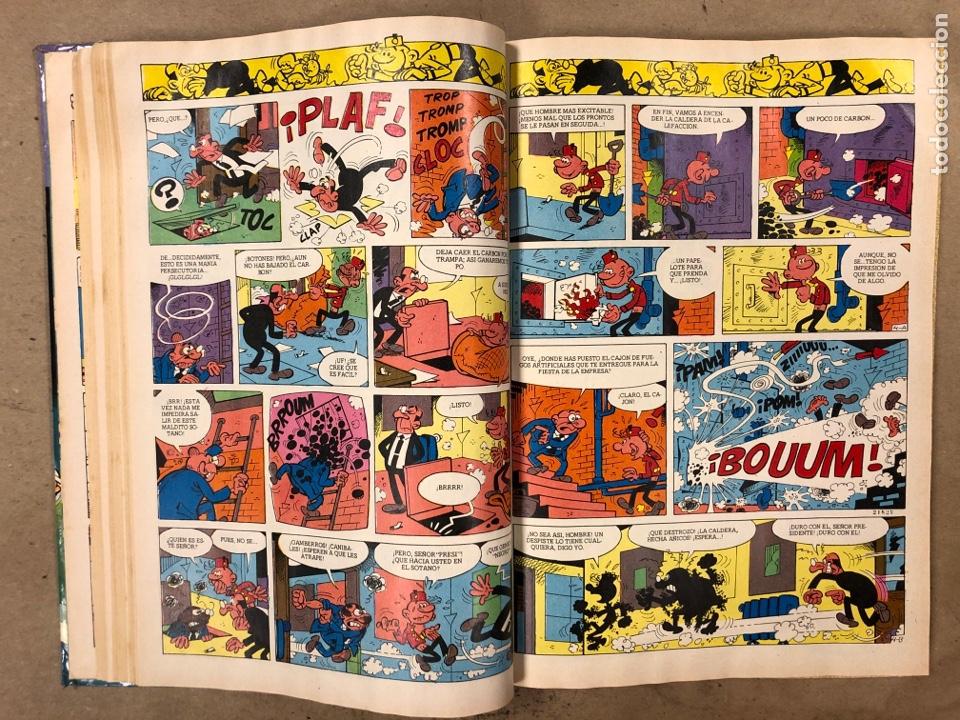 Tebeos: SUPER HUMOR VOLUMEN XXXVII. EDITORIAL BRUGUERA 1981 (1ªEDICIÓN). - Foto 5 - 174989363