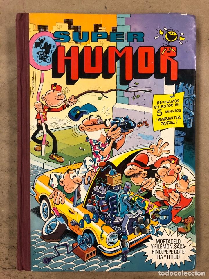 SUPER HUMOR VOLUMEN XXXVII. EDITORIAL BRUGUERA 1981 (1ªEDICIÓN). (Tebeos y Comics - Bruguera - Super Humor)