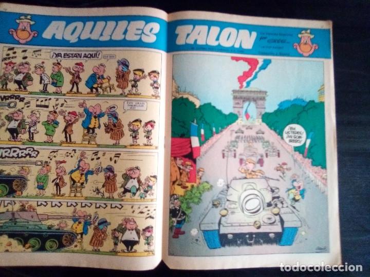Tebeos: BRAVO - REVISTA JUVENIL- Nº 41 -AQUILES TALÓN-PITHY RAINE-PÁGINAS CLÁSICAS-1968-BUENO-DIFÍCIL-2391 - Foto 5 - 183853816
