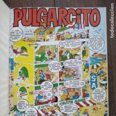 Tebeos: TOMO PULGARCITO DDT SUPER PULGARCITO SUPER DDT. Lote 175086608