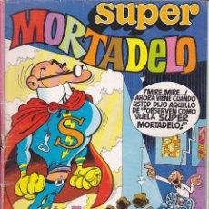Tebeos: COMIC COLECCION SUPER MORTADELO Nº 1. Lote 175090915