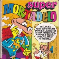 Tebeos: COMIC COLECCION SUPER MORTADELO Nº 4. Lote 175090985