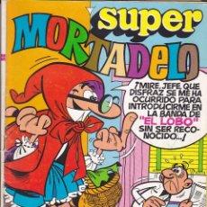 Tebeos: COMIC COLECCION SUPER MORTADELO Nº 9. Lote 175091094