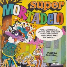 Tebeos: COMIC COLECCION SUPER MORTADELO Nº 123. Lote 175091480