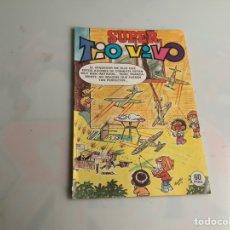 Livros de Banda Desenhada: SUPER TIO VIVO Nº 111 -EDITA : BRUGUERA AÑOS 70. Lote 175141037