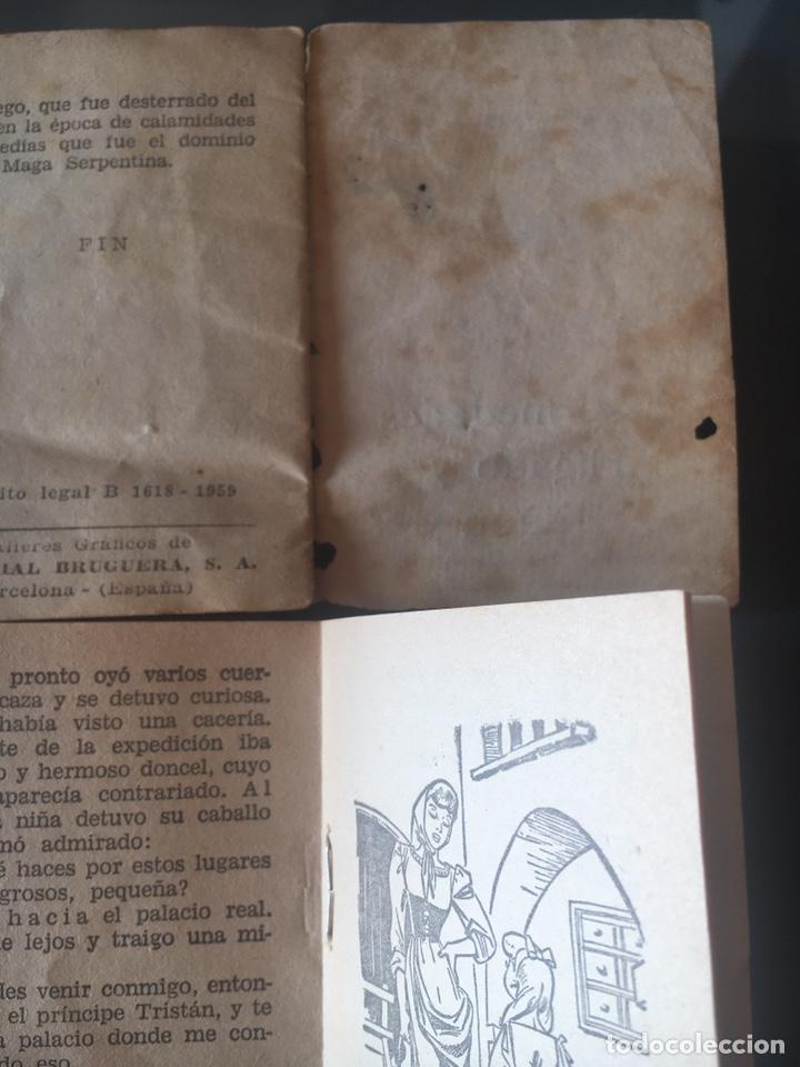Tebeos: TESORO DE CUENTOS EDITORIAL BRUGUERA-GRAN COLECCIÓN BLANCANIEVES-SERIE 5, Nº 1,5,6,8 - Foto 3 - 175209364