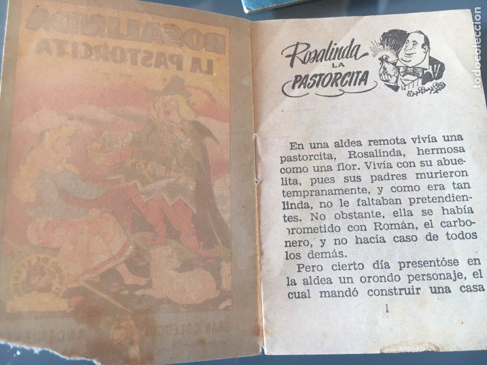 Tebeos: TESORO DE CUENTOS EDITORIAL BRUGUERA-GRAN COLECCIÓN BLANCANIEVES-SERIE 6, Nº 1,4,5,8 - Foto 3 - 175209662