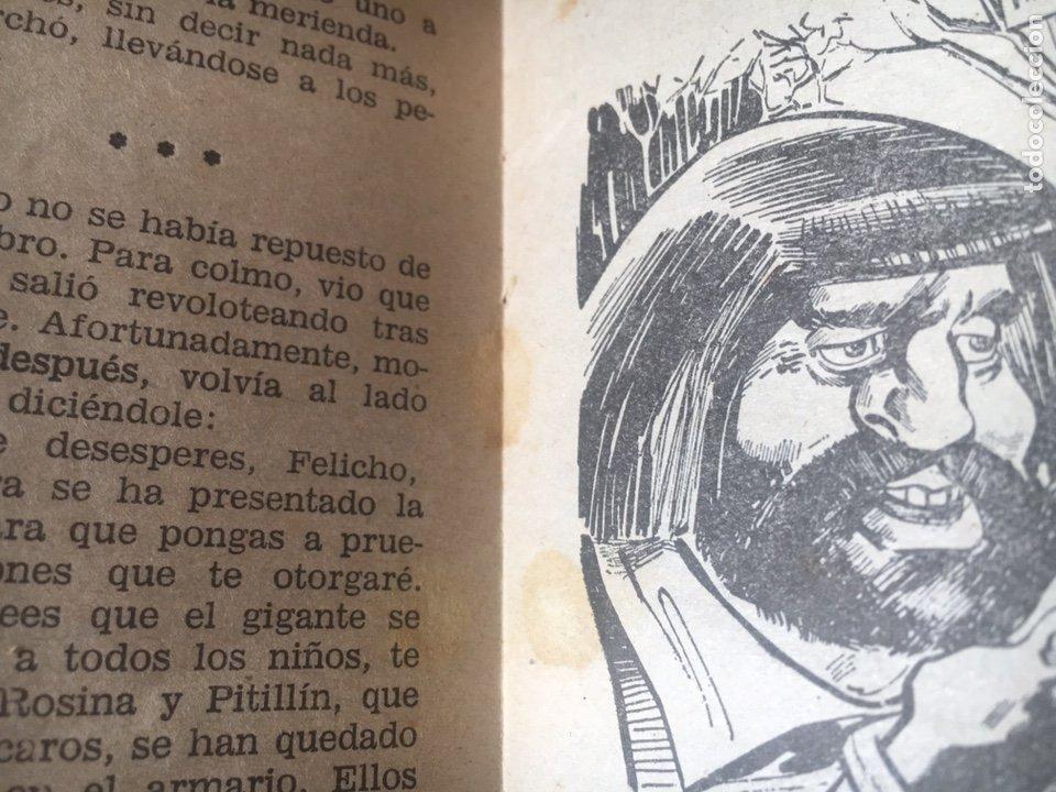 Tebeos: TESORO DE CUENTOS EDITORIAL BRUGUERA-GRAN COLECCIÓN BLANCANIEVES-SERIE 12 Nº 1,7 SERIE 13 Nº 6,7 - Foto 3 - 175213549