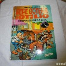 Tebeos: MAGOS DEL HUMOR PEPE GOTERA Y OTILIO , CAMPEONES DE LA RISA Nº 49 - TAPA DURA 1ª EDICIÓN 1993. Lote 175215264