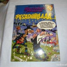 Tebeos: MAGOS DEL HUMOR.MORTADELO Y FILEMON.PESADILLA.- Nº 58- TAPA DURA 1ª EDICIÓN 1994. Lote 175216262
