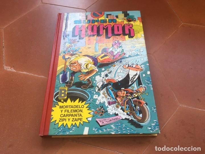 SUPER HUMOR NÚMERO 22 (2ª EDICIÓN ENERO1990) (Tebeos y Comics - Bruguera - Super Humor)