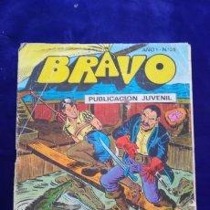 Tebeos: COMICS BRAVO, EL CACHORRO Nº 18, AÑO 1976. Lote 175319065
