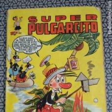 Tebeos: COMIC TEBEO SUPER PULGARCITO NÚM 12 EDITORIAL BRUGUERA. Lote 175333904