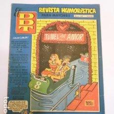 Tebeos: EL DDT - NUM 349 - REVISTA PARA LOS JOVENES - ED. BRUGUERA . Lote 175336009