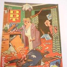 Tebeos: EL DDT - NUM 311 - REVISTA PARA LOS JOVENES - ED. BRUGUERA. Lote 175336920
