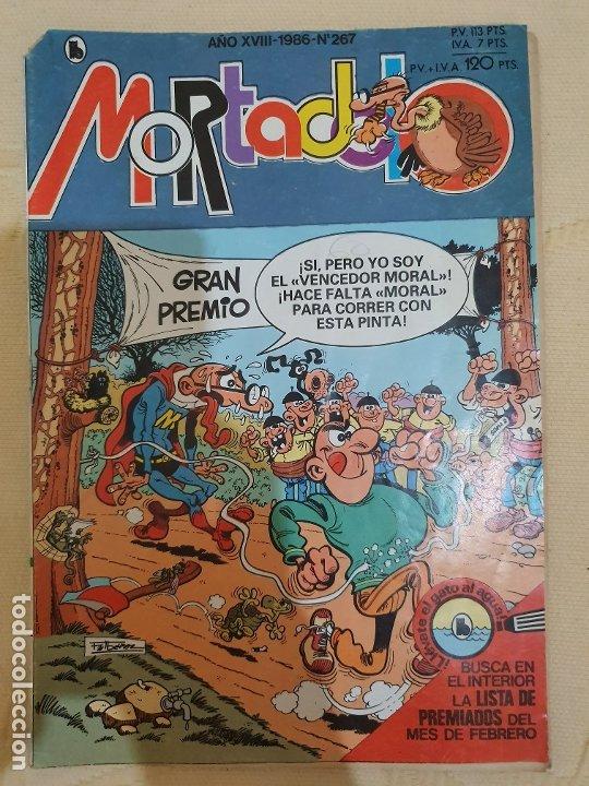 MORTADELO 267 (Tebeos y Comics - Bruguera - Mortadelo)