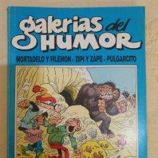Tebeos: GALERIAS DEL HUMOR 11. Lote 175400593