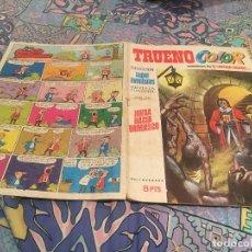 Tebeos: TRUENO COLOR - HUIDA HACIA DAMASCO Nº 182 - 1ª EPOCA AÑO 1972. Lote 175425465