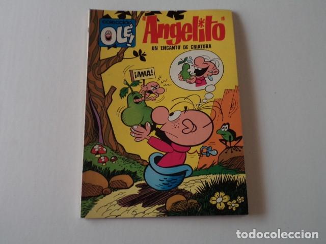 OLÉ Nº 54 - ANGELITO - UN ENCANTO DE CRIATURA - 1ª EDICIÓN (Tebeos y Comics - Bruguera - Ole)
