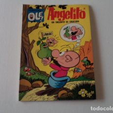 Tebeos: OLÉ Nº 54 - ANGELITO - UN ENCANTO DE CRIATURA - 1ª EDICIÓN. Lote 175431799