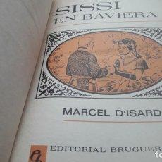 Tebeos: SISSÍ EN BAVIERA, BRUGUERA 1966 (SERIE SISSI Nº8). Lote 175469014