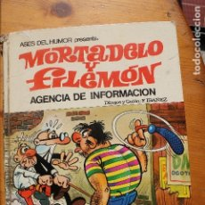 Tebeos: MORTADELO Y FILEMON . Lote 175475180