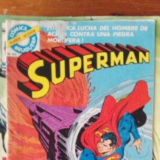 Tebeos: SUPERMAN Nº 5 DC. BRUGUERA SUPER ACCION Nº 43 1979 . Lote 175501184