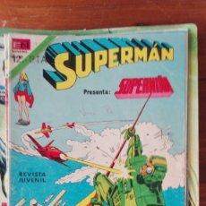 Tebeos: SUPERMAN PRESENTA SUPERNIÑA Nº 997 ENERO 1975. Lote 175501284