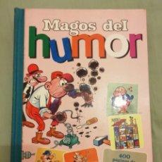 Tebeos: MAGOS DEL HUMOR VOLUMEN II - BRUGUERA 1971. Lote 175590523