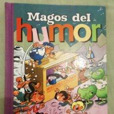 Tebeos: MAGOS DEL HUMOR VOLUMEN VI - BRUGUERA 1972. Lote 175591513