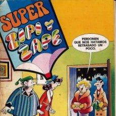 Tebeos: TEBEO DE SUPER ZIPI ZAPE AÑO VII NUMERO 46. Lote 175646327