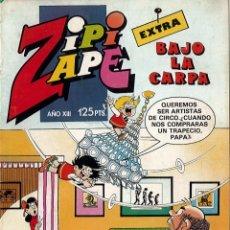 Tebeos: TEBEO DE ZIPI ZAPE EXTRA AÑO XIII . Lote 175646763