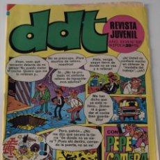 Tebeos: DDT Nº 537 - EDITORIAL BRUGUERA AÑO 1978 - III EPOCA. Lote 175668895