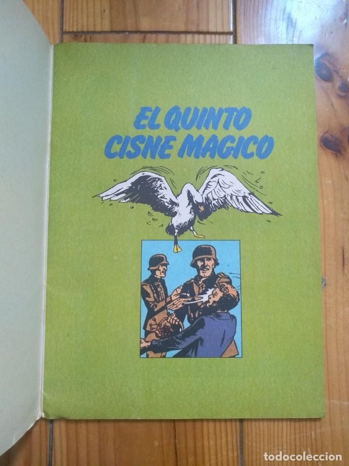 Tebeos: Las Historias de Jana 3 - El Quinto Cisne Mágico - Foto 2 - 175696592