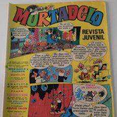 Tebeos: MORTADELO Nº 21 - BRUGUERA 1971. Lote 175705330