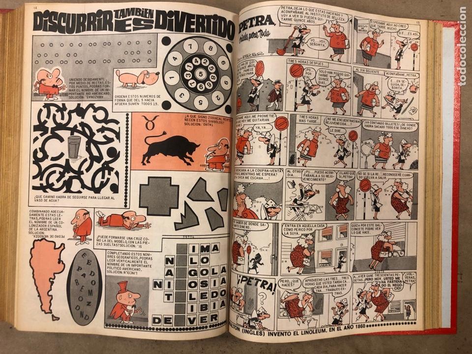 Tebeos: PULGARCITO. TOMO CON 20 TEBEOS ENCUADERNADOS (BRUGUERA 1968). NÚMEROS EN DESCRIPCIÓN. - Foto 35 - 175808578