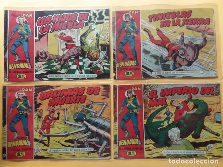 EL CAPITAN INVENCIBLE ORIGINAL COMPLETA 26 NUMEROS (Tebeos y Comics - Bruguera - Otros)