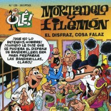 Tebeos: MORTADELO Y FILEMON. Lote 175844925